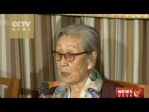 Remembering WWII: Former sex slaves demand Japan apology