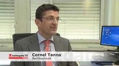 Mietzinskaution - Cornel Tanno, Leiter Rechtsberatung HEV Zürich, gibt Auskunft