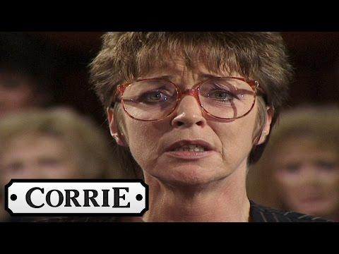 Coronation Street - Deirdre Gets Sentenced In Court