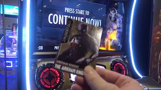 Injustice Arcade (Raw Thrills) - IAAPA 2017