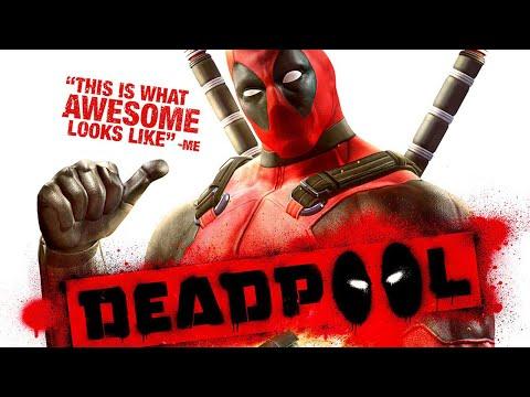DEADPOOL: THE GAME - Não é do Filme, ainda bem!! (Em PT-BR)