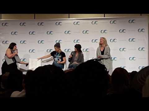 LGBTQ Actresses in TV & Film Panel ClexaCon 2017 streaming vf