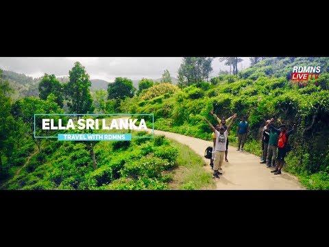 Ella Sri Lanka - Travel With RDMNS