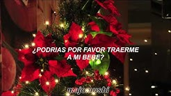 all i want for christmas is you / mariah carey (sub español)