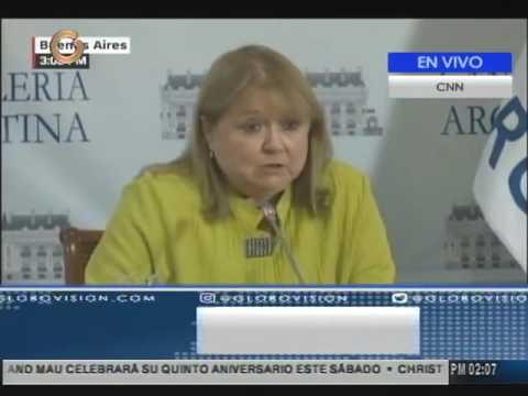 Cancilleres de Argentina y Venezuela acuerdan reunión sobre situación del Mercosur