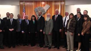 2013 - 2014 Mariposa County Department Heads and Board of Supervisors