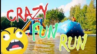 Crazy Fun Run!!! Отчёт от Академии Развлечений FunnySport!