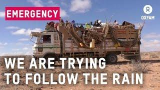 Somaliland: Families chasing the rain