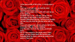 Full Stomach Lyrics - Dame DOLLA (Damian Lillard)