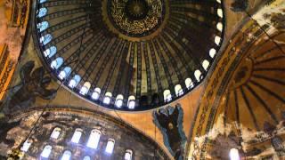 Стамбул. Собор Святой Софии (Айя-София)(Собор был построен в 324—337 годах при византийском императоре Константине. Во времена Византийской империи..., 2011-06-12T18:34:58.000Z)