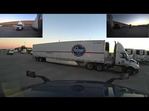 December 1, 2019/887 Trucking Empty. Keller To Fort Worth Texas