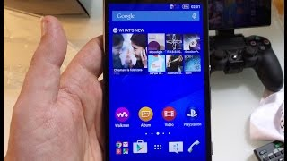 Sony Xperia C4 Dual Password Reset or Recovery