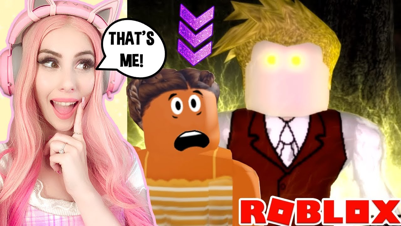 Reacting To Being In A Scary Roblox Movie I M In Bloxwatch Bloxwatch Horror Movie Reaction Youtube