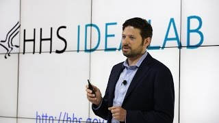 Innovation at Health & Human Services from CTO Bryan Sivak