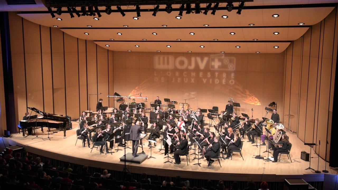 Image result for ffvii orchestra