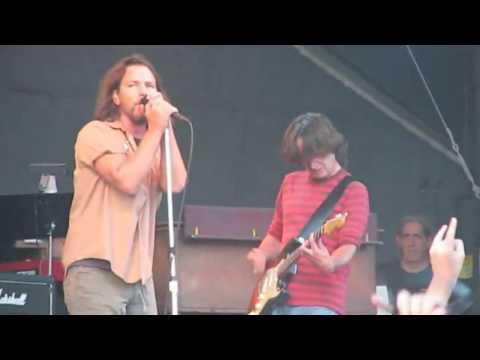 Pearl Jam - Virgin Festival, Calgary, 08.08.2009