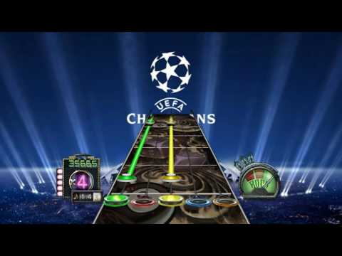 Guitar hero 3 - UEFA Champions League  (Metal Cover)