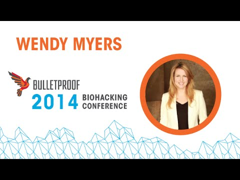 Wendy Myers - Using Infrared Saunas to Remove Toxins - 2014 Bulletproof Conference