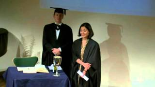 Mishal Husain Admission to Murray Edwards College