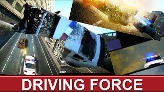 Driving Force - gry samochodowe - Policyjne Pościgi WOW