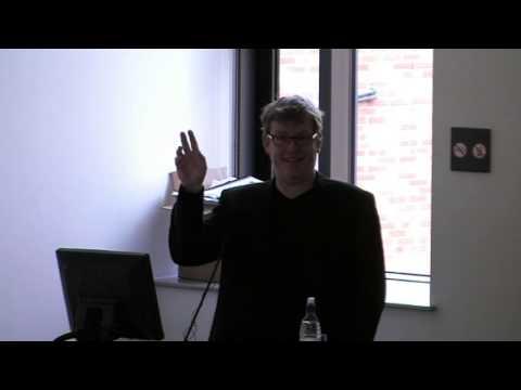 CCJHR Postgraduate Conference 2010 - John Gardner