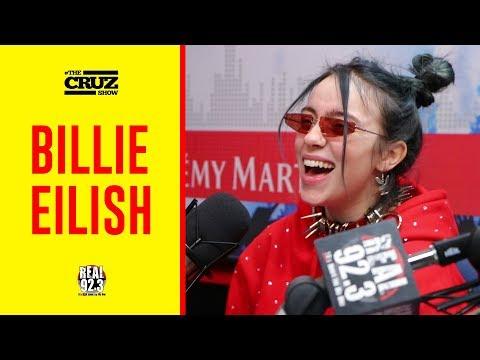 The Cruz Show - Billie Eilish Talks Coachella, YG, Being Injury Prone & More