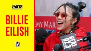 Billie Eilish Talks Coachella, YG, Being Injury Prone & More
