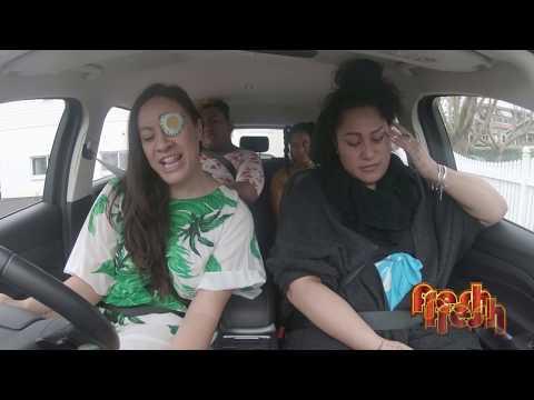 Niuean Actors Haanz Fa'avae-Jackson & Leki Jackson-Bourke Host Fresh In Niue