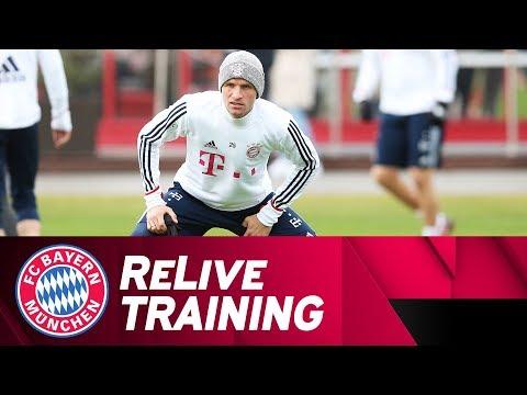FC Bayern Training @ Säbener Straße 🎥 ⚽ 🇩🇪 | ReLive