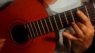 Anh còn nợ em - Học đàn guitar