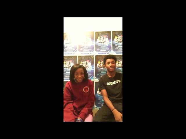 Our first video(read description)