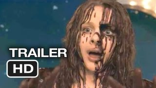 Carrie Official Trailer #1 2013 Chloe Moretz, Julianne Moore Movie Hd