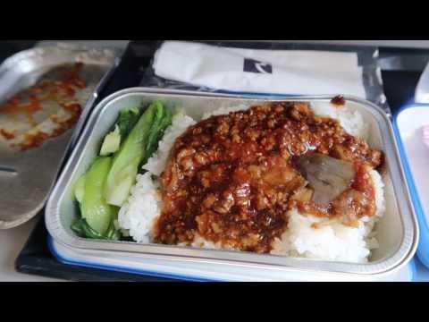 NX610 Air Macau Flight meals 澳門航空飛機餐