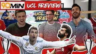 Will Liverpool upset Real Madrid to win the Champions League!? | Salah or Ronaldo to win UCL!?