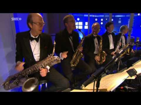 SWR Big Band & Fola Dada - That old black magic
