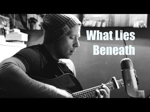 BREAKING BENJAMIN - What Lies Beneath (Acoustic Cover by AndyB)