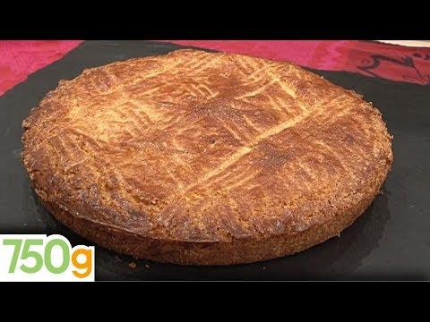 recette-de-gâteau-basque---750g