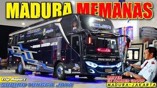 Download lagu MADURA MEMANAS 🔥 SQUAD BABAT ALAS MADURA‼ - Trip Sudiro Tungga Jaya