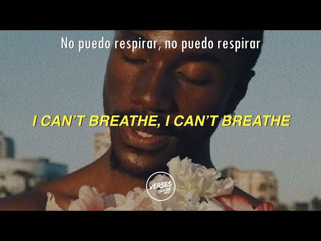 BLACK LIVES MATTER -  Dax | Lyrics/sub español