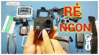EKEN H9R V4.0 Camera Hành Trình Quay 4K Giá Rẻ Và Tốt / Mr Chế