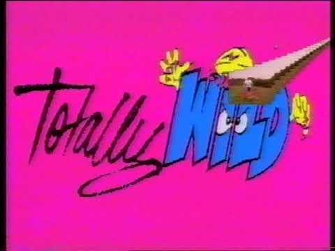 Totally Wild 1991 Mountain Bike Fun Part 1