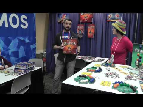 2015 BGG CON Interview with KOSMOS Bonding With Board Games