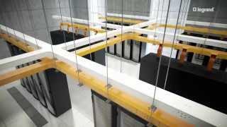 OFT-P31 - система металлических лотков для оптоволокна(Серия кабельных лотков Legrand P31 OFT разработана в соответствии со специальными требованиями банков и центров..., 2014-09-26T07:12:38.000Z)