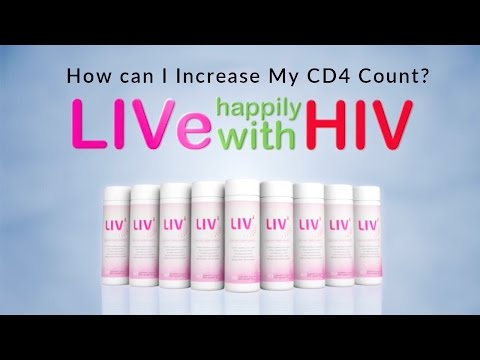 How Can I increase my CD4 Count?