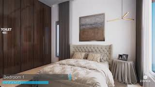 Princecare Zinnia 3BHK Apartment Walkthrough | Mumbai Property Exchange