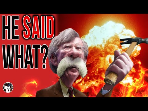 Oops!! What John Bolton Said Years Ago Might Get Him In A Lot Of Trouble Now