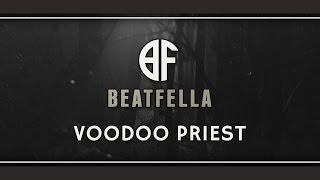 "Dark Trap Beat/Sinister 808 Hip Hop Instrumental | ""Voodoo Priest"" by Beatfella"