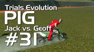 Trials Evolution - Achievement PIG #31 (Jack vs. Geoff)