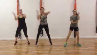 "No Sigue Modas a.k.a Ella no sigue Modas ""DON OMAR"" -ZUMBA Routine"