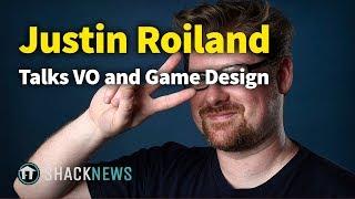 Justin Roiland Talks VO and Game Design